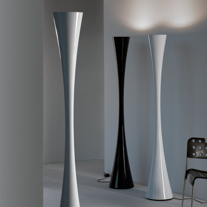 Biconica Floor Lamp from Martinelli Luce | Modern Lighting + Decor