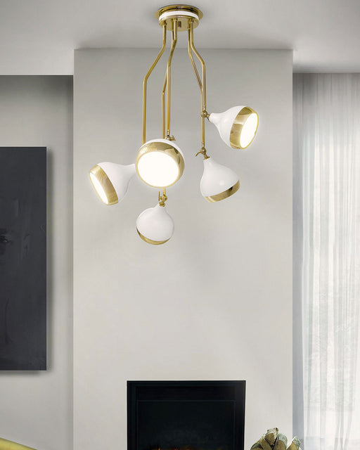 Hanna Midcentury Ceiling Light from Delightfull | Modern Lighting + Decor