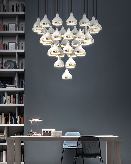 Hanna 41 Pendant Light from Delightfull | Modern Lighting + Decor