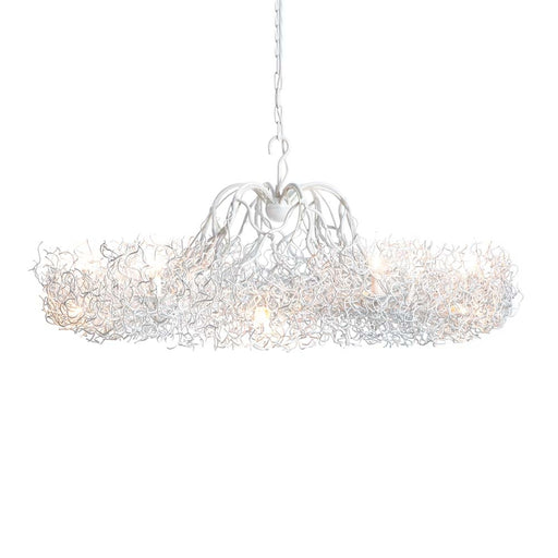 Hollywood Chandelier Candlestick Round from Brand Van Egmond | Modern Lighting + Decor