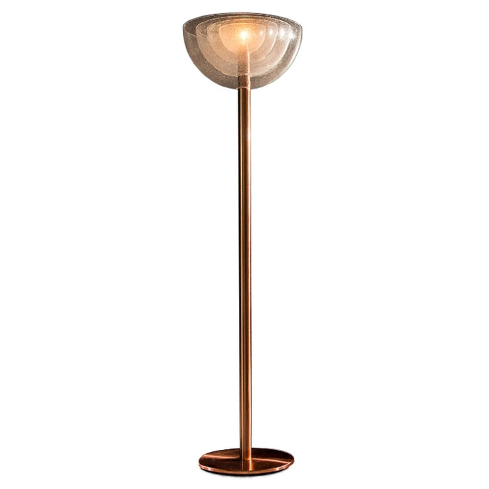Buy online latest and high quality Re-Edition Nason 335 Floor Lamp from Mazzega 1946 | Modern Lighting + Decor