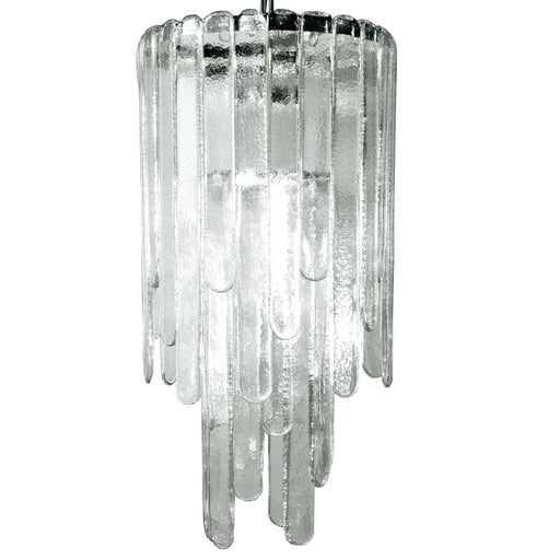 Water Fall Chandelier from Mazzega 1946 | Modern Lighting + Decor