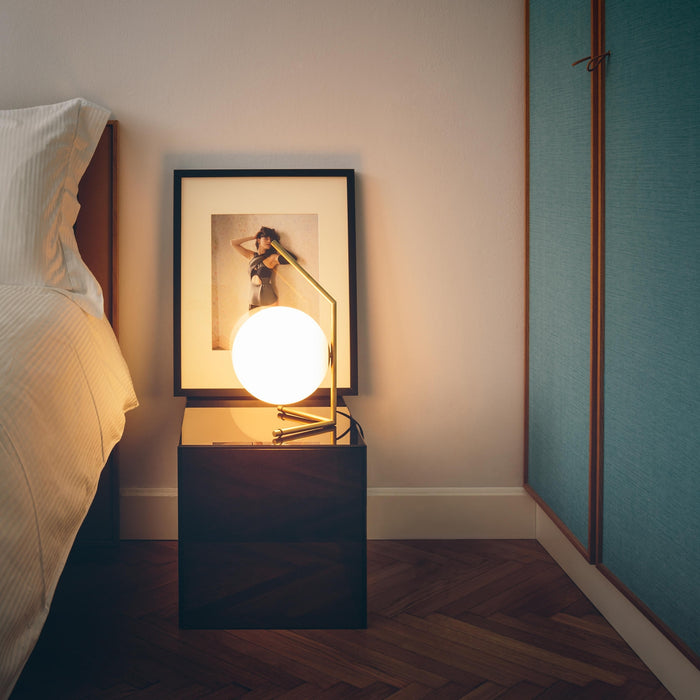 IC T1 Low Table Lamp from Flos | Modern Lighting + Decor