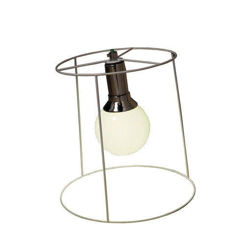 Buy online latest and high quality Ideatelaio Round Table Lamp from Vesoi | Modern Lighting + Decor