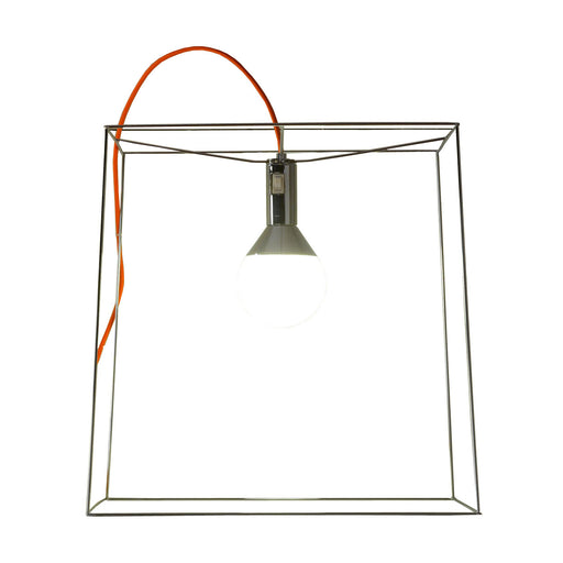 Ideatelaio Square 50/LP Table Lamp from Vesoi | Modern Lighting + Decor