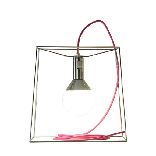 Ideatelaio Square 35/LP Table Lamp from Vesoi | Modern Lighting + Decor