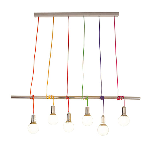 Ideabarra 140/S6 Suspension lamp from Vesoi | Modern Lighting + Decor