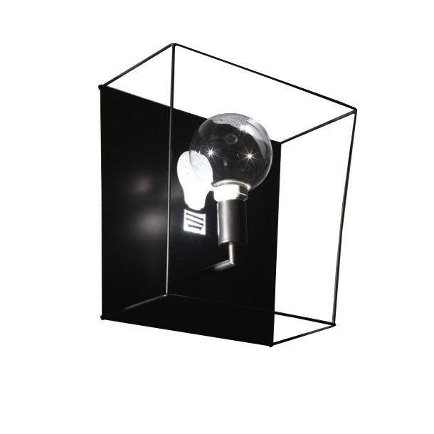 Buy online latest and high quality Ideatelaio Square 35/AP Wall Lamp with LED from Vesoi | Modern Lighting + Decor