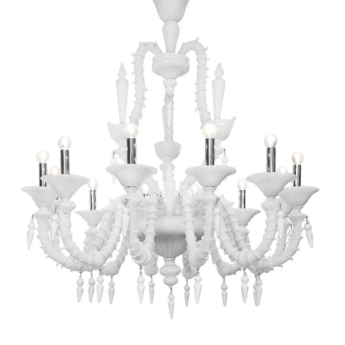 Buy online latest and high quality Neodimio Chandelier from Mazzega 1946 | Modern Lighting + Decor