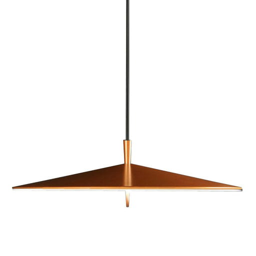 Pla 600 LED Pendant Light from Milan by Zaneen | Modern Lighting + Decor