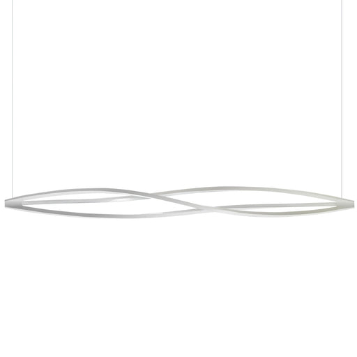In the Wind LED Horizontal Pendant Light from Nemo Italianaluce | Modern Lighting + Decor