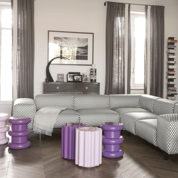 Buy online latest and high quality Pilastro Stool from Kartell | Modern Lighting + Decor