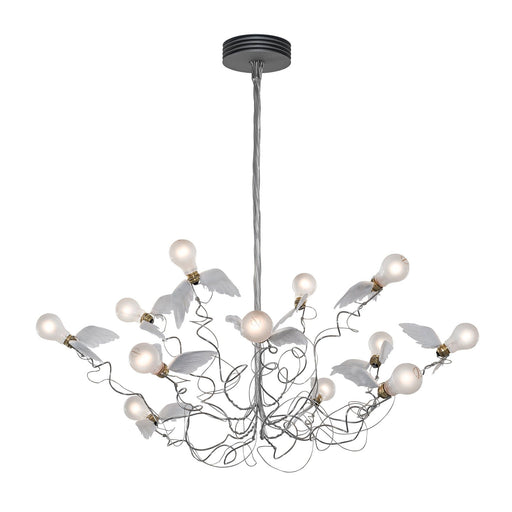 Buy online latest and high quality Birdie Chandelier from Ingo Maurer | Modern Lighting + Decor