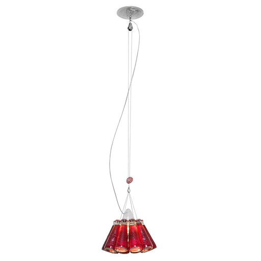Campari Pendant Light from Ingo Maurer | Modern Lighting + Decor