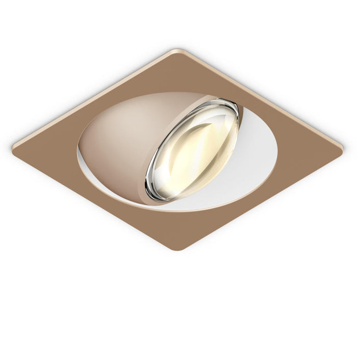 io Piano C Recessed Spotlight from Occhio | Modern Lighting + Decor