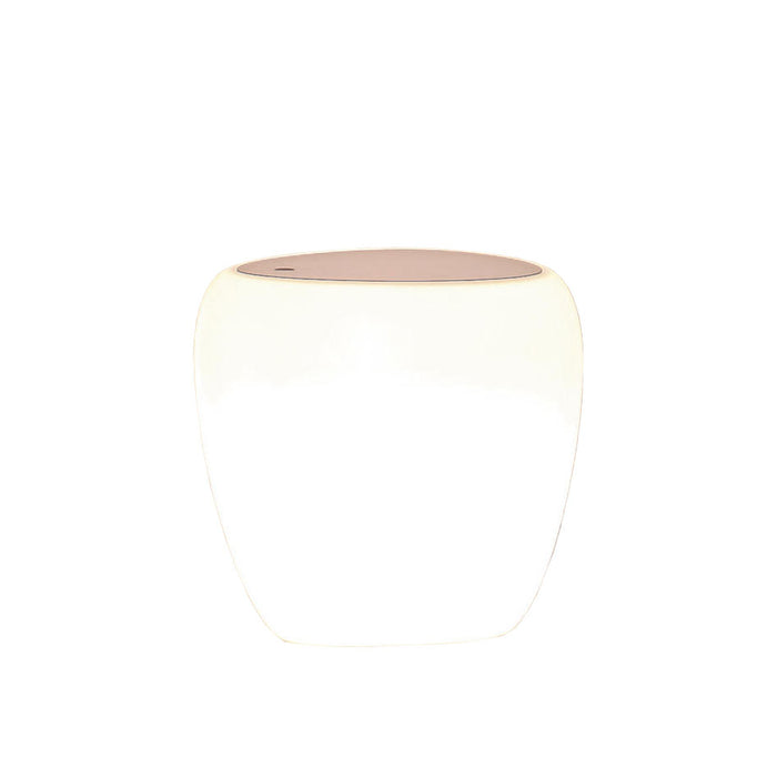 ISO Side Table With Light from Tonin Casa | Modern Lighting + Decor