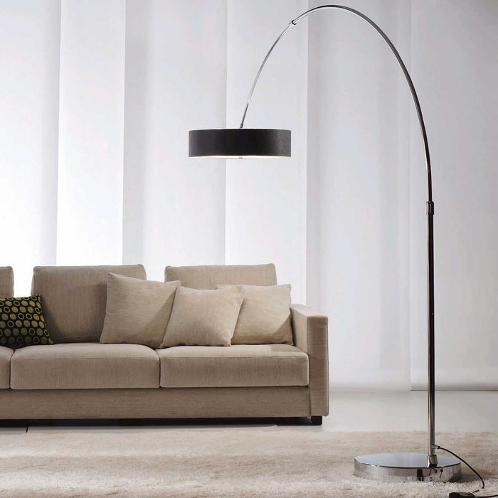 P-2718 Iris Floor Lamp from Estiluz | Modern Lighting + Decor