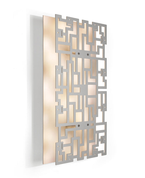 Alumega Wall Sconce from Anthologie Quartett | Modern Lighting + Decor