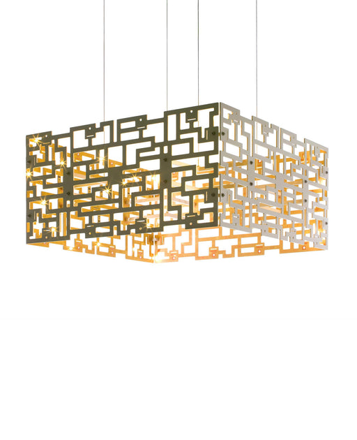 Buy online latest and high quality Alumega 4 Panel Pendant from Anthologie Quartett | Modern Lighting + Decor