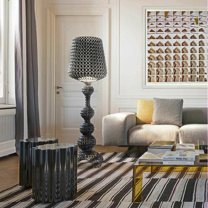 Kabuki Floor Lamp from Kartell | Modern Lighting + Decor