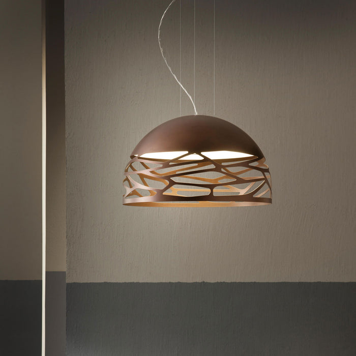 Buy online latest and high quality Kelly Medium Dome 60 Pendant Light from Studio Italia Design | Modern Lighting + Decor