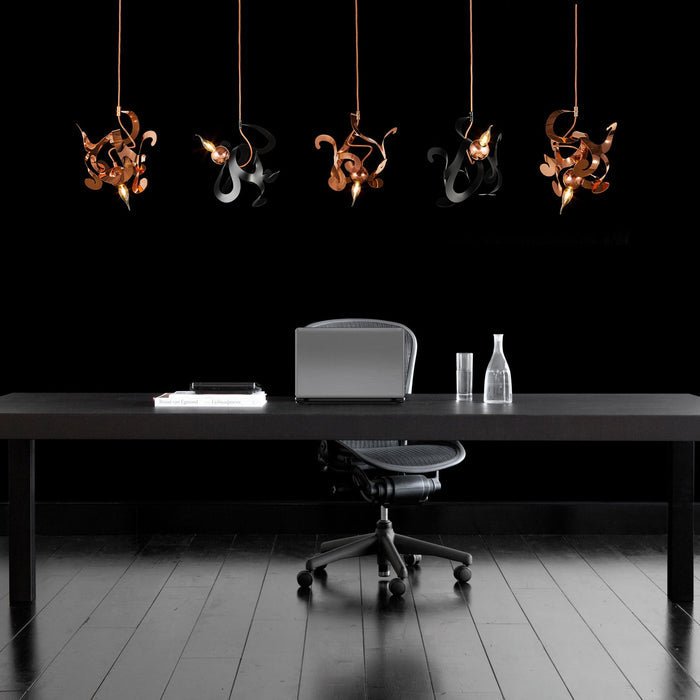 Buy online latest and high quality Kelp 150 Pendant Light from Brand Van Egmond | Modern Lighting + Decor
