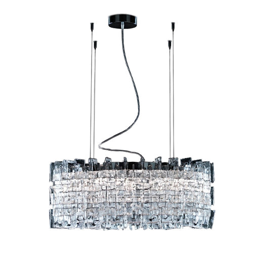 Charlie CHASOMC5 Chandelier from Mazzega 1946 | Modern Lighting + Decor