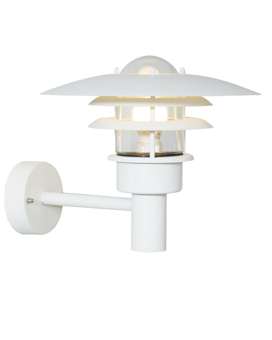 Lønstrup Outdoor Wall Sconce from Nordlux | Modern Lighting + Decor