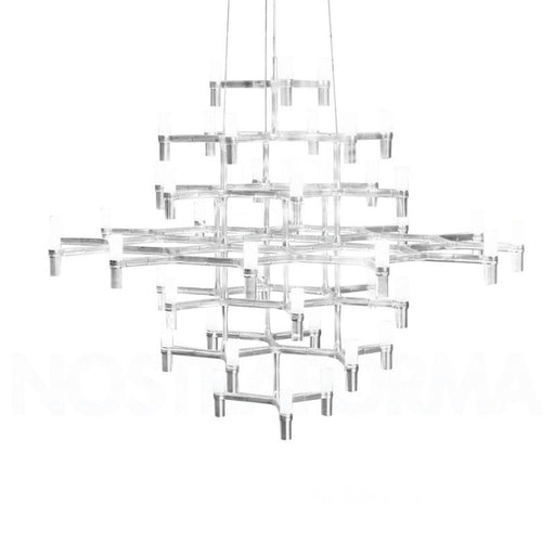 Crown Magnum Chandelier from Nemo Italianaluce | Modern Lighting + Decor
