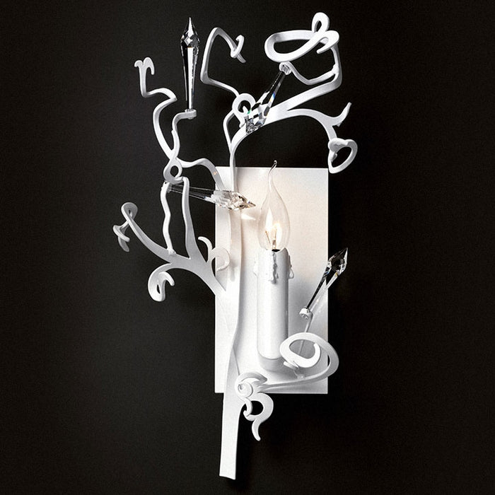 Icy Lady Left Wall Sconce from Brand Van Egmond | Modern Lighting + Decor