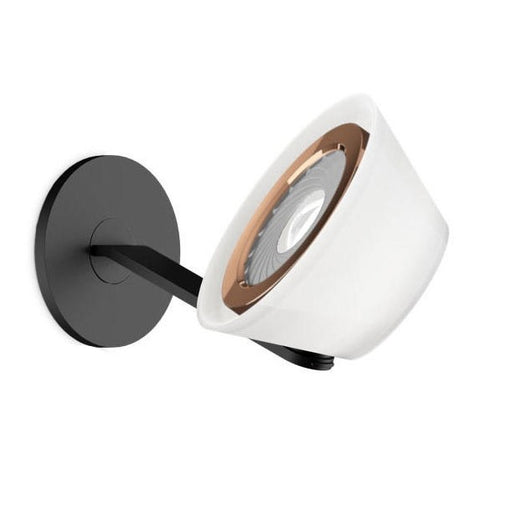 Buy online latest and high quality Lei Flat Parete Iris Wall Sconce from Occhio | Modern Lighting + Decor