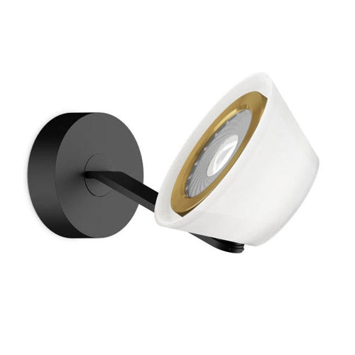 Buy online latest and high quality Lei Parete Up Iris Wall Sconce from Occhio | Modern Lighting + Decor