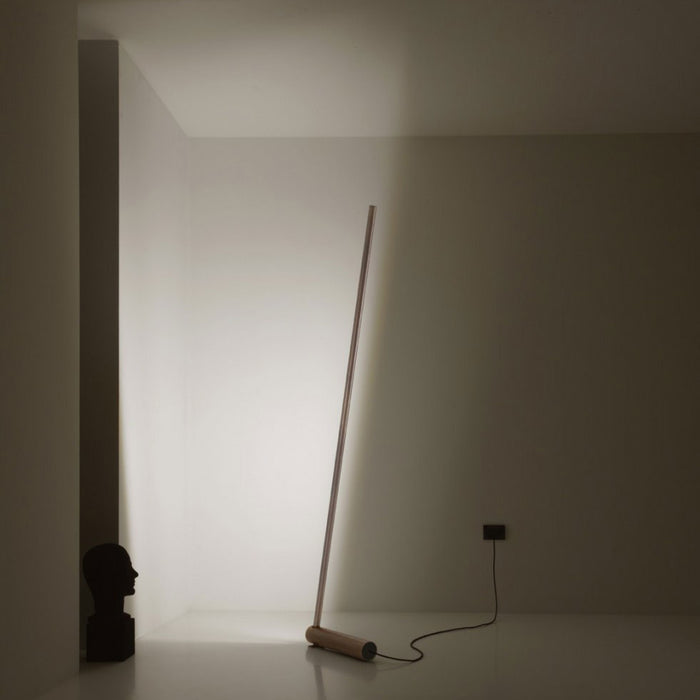 Caro 50/PH Floor Lamp with Touch Dimmer from Vesoi | Modern Lighting + Decor