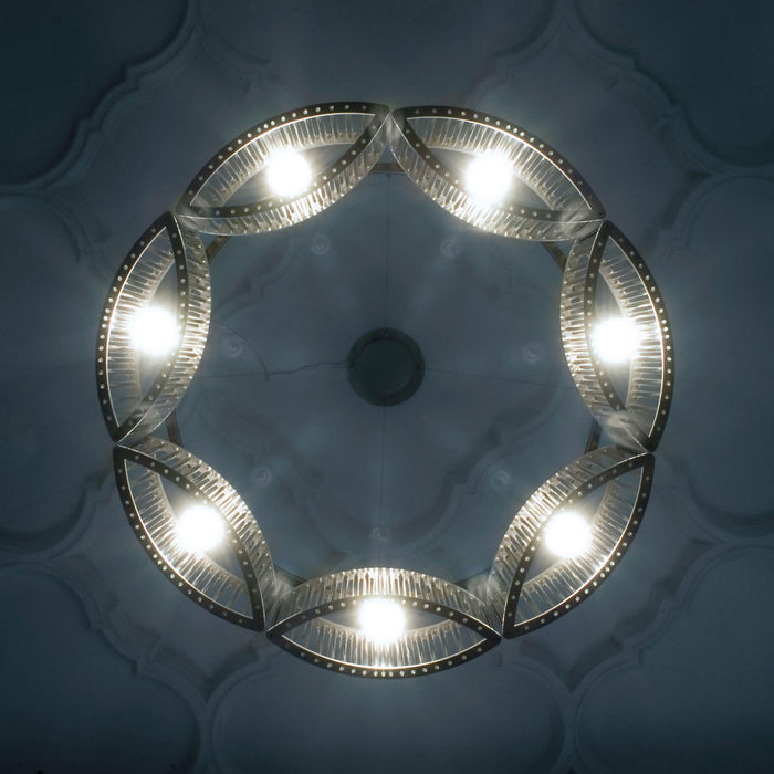 Buy online latest and high quality Stilio 800 Chandelier from Licht im Raum | Modern Lighting + Decor
