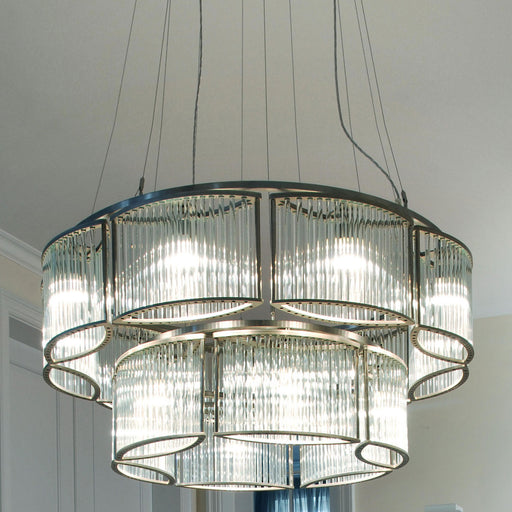 Stilio 9/6 Chandelier from Licht im Raum | Modern Lighting + Decor