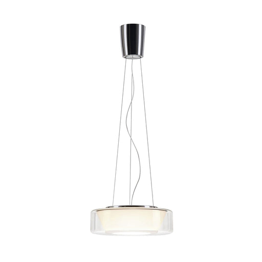 Curling Suspension Rope L LED Pendant Light from Serien Lighting | Modern Lighting + Decor