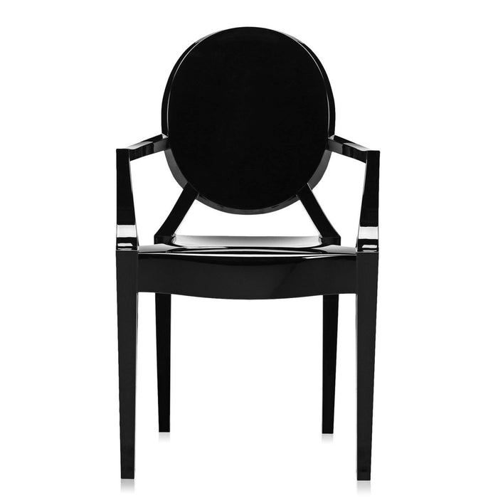 Louis Ghost Armchair (Set of 2) from Kartell | Modern Lighting + Decor