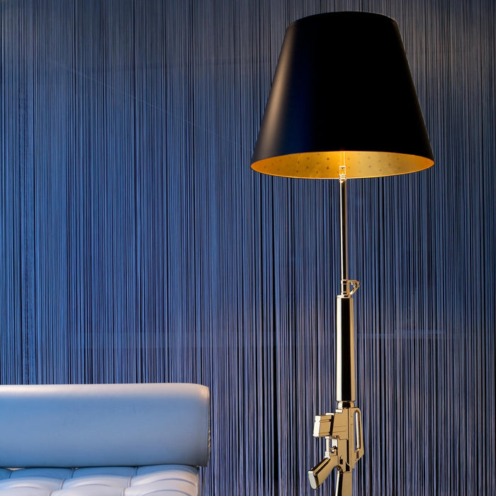 Buy online latest and high quality Guns Lounge Floor Lamp from Flos | Modern Lighting + Decor