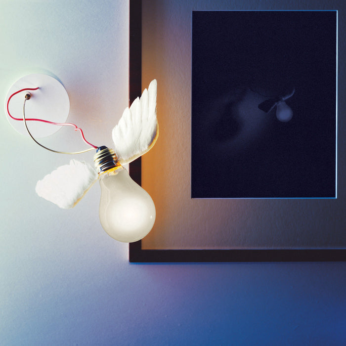Lucellino NT wall sconce from Ingo Maurer | Modern Lighting + Decor
