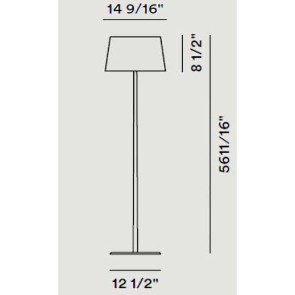 Buy online latest and high quality Lumiere Xxl Floor Lamp from Foscarini | Modern Lighting + Decor