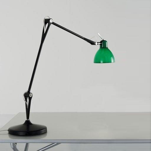 Buy online latest and high quality Luxy T2 black body table lamp from Rotaliana | Modern Lighting + Decor