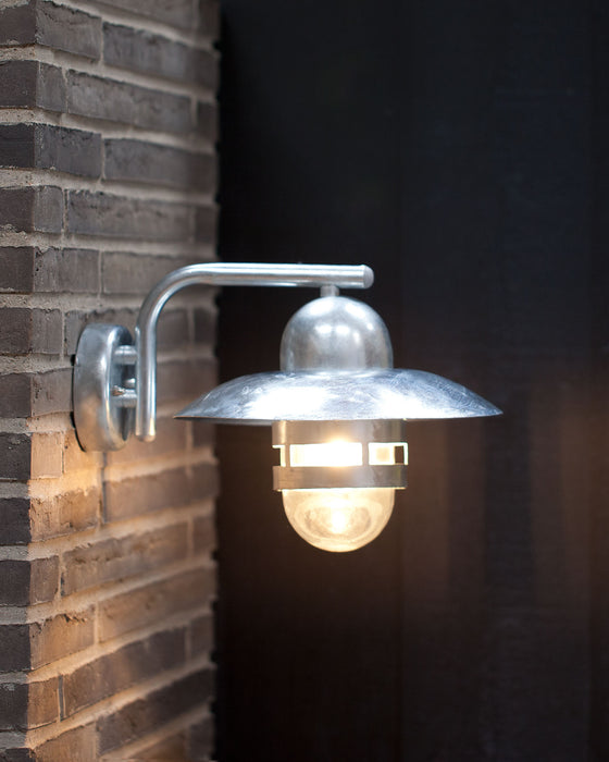 Nibe Outdoor Wall Sconce from Nordlux | Modern Lighting + Decor