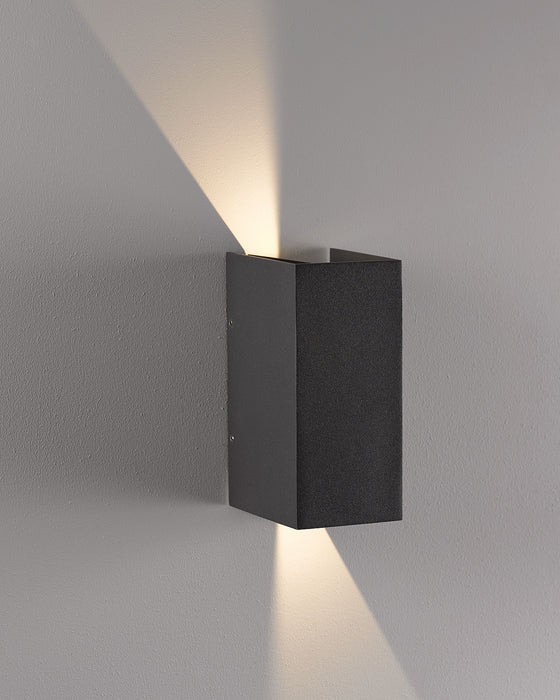 Norma Outdoor Wall Sconce from Nordlux | Modern Lighting + Decor