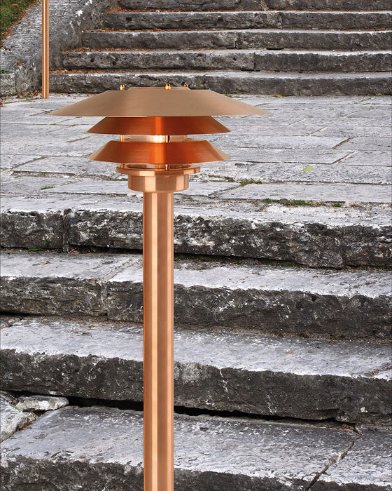 Venø Outdoor Path Light from Nordlux | Modern Lighting + Decor