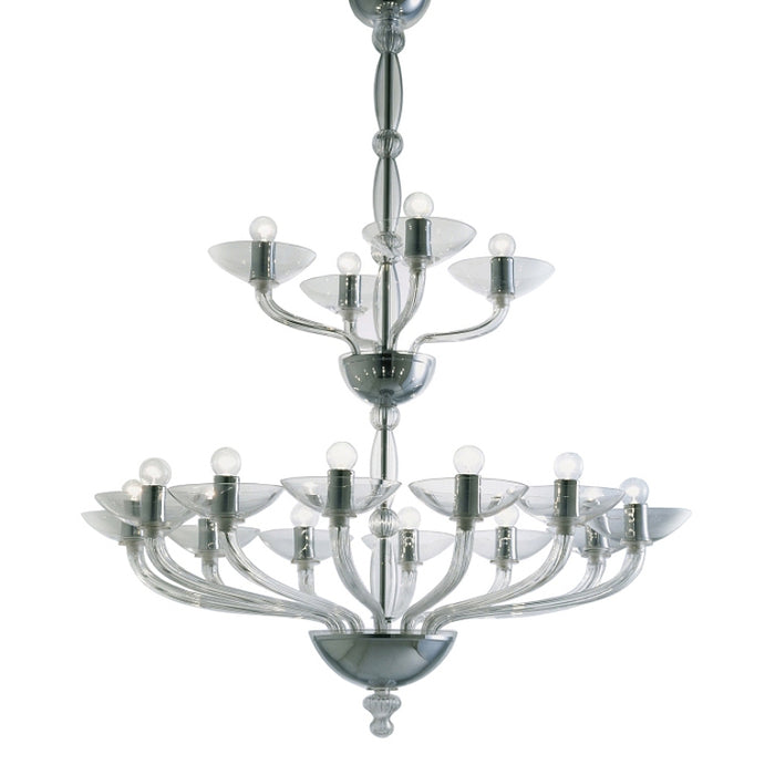 Buy online latest and high quality Antenoreo ANTSOV16 Chandelier from Mazzega 1946 | Modern Lighting + Decor