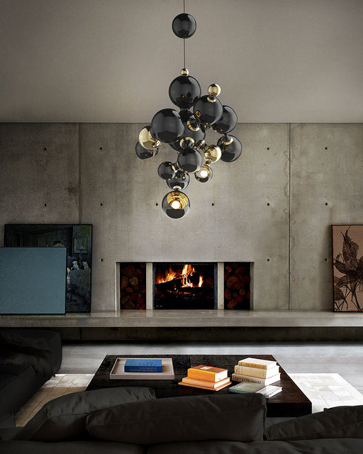 Atomic Pendant Light from Delightfull | Modern Lighting + Decor