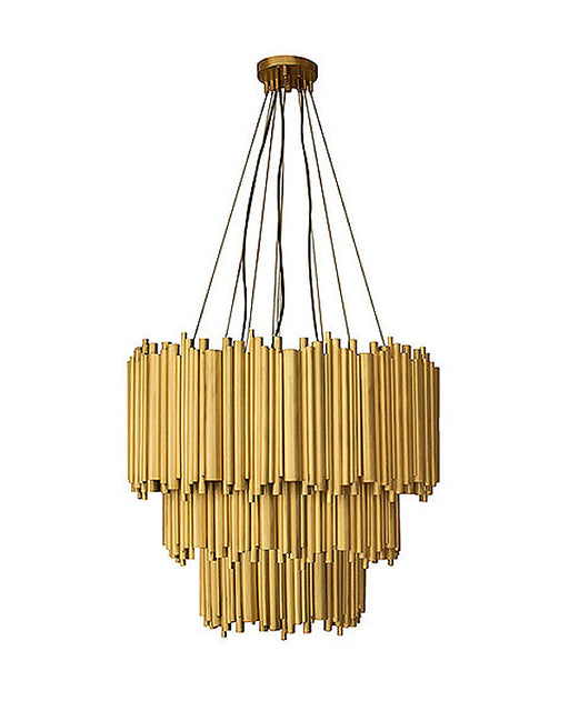 Brubeck Chandelier 3 from Delightfull | Modern Lighting + Decor