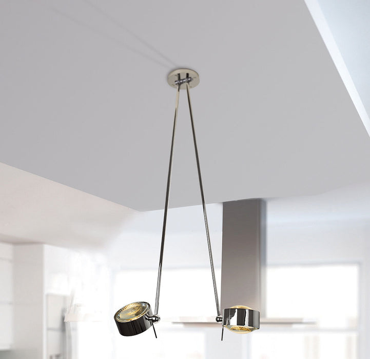 Puk Maxx Ceiling Sister Single 100 cm from Top Light | Modern Lighting + Decor