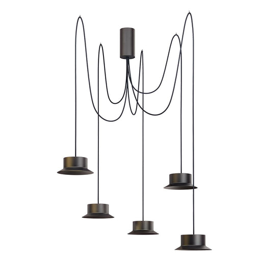 Buy online latest and high quality Maine 5 Mini Multipoint Pendant Light from Estiluz | Modern Lighting + Decor