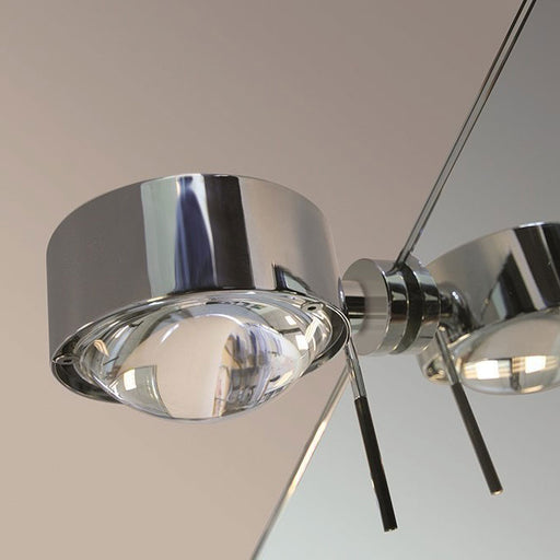 Buy online latest and high quality Puk Fix Plus Mirror Clip Light from Top Light | Modern Lighting + Decor